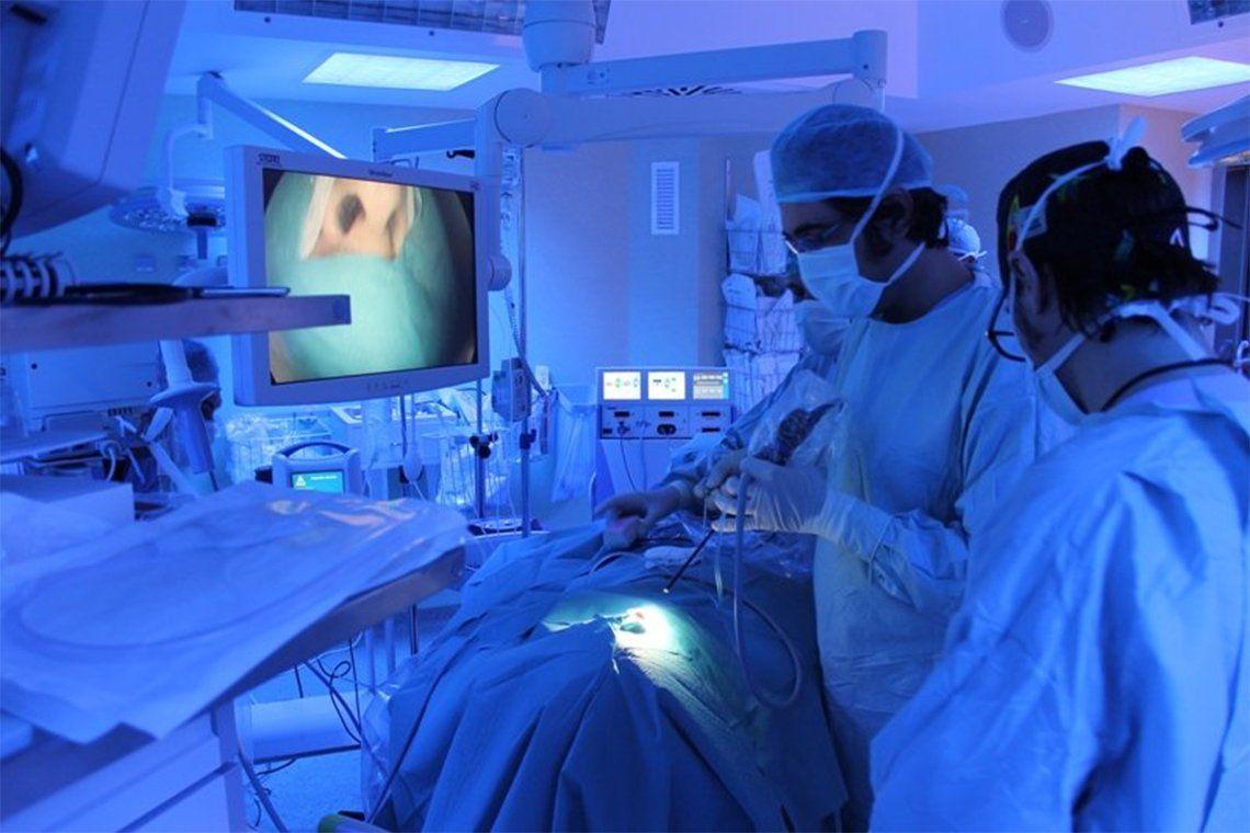 Bloqueo radicular, inyección con anestésico local y contraindicaciones