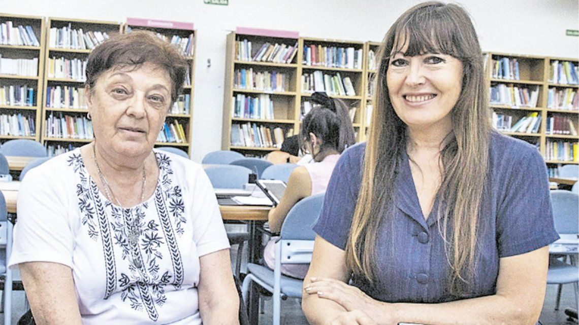 Adultos mayores en la Universidad de La Matanza