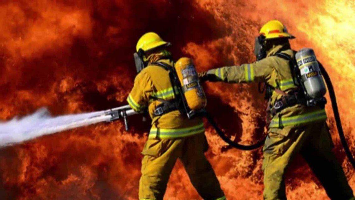 Los bomberos tendrán beneficios para desarrollar su actividad