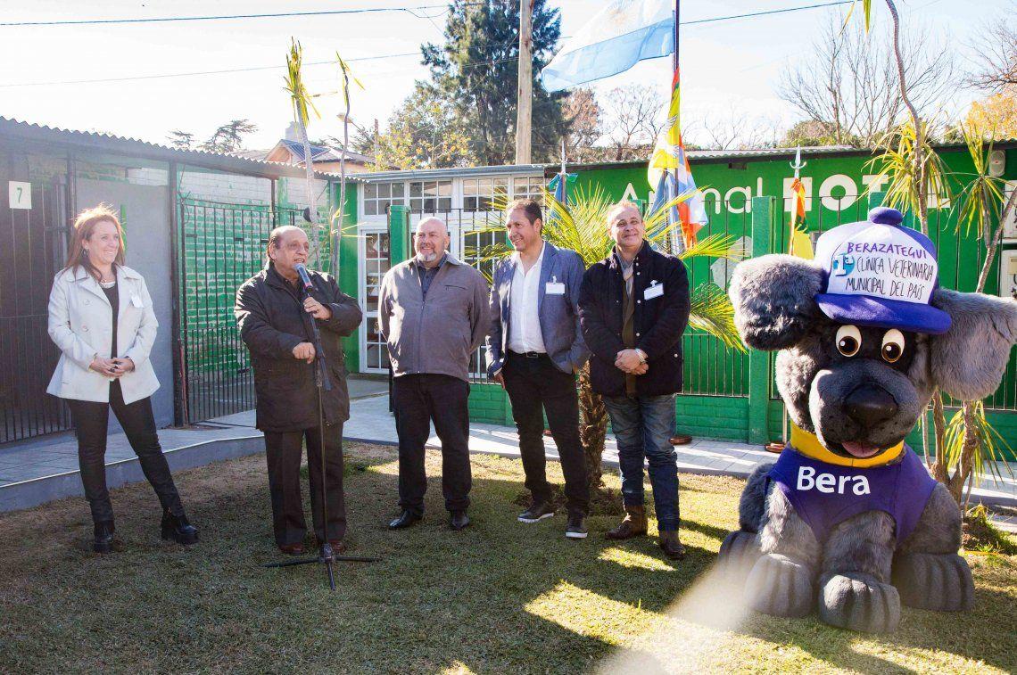 Se inauguró en Berazategui el primer hotel para mascotas del país