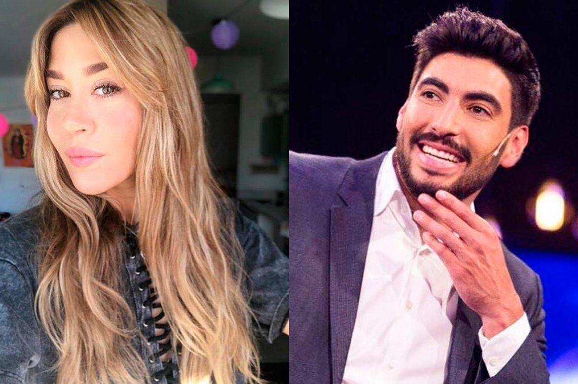 Yanina Latorre: Jimena Barón estuvo a los besos con Facundo Moyano
