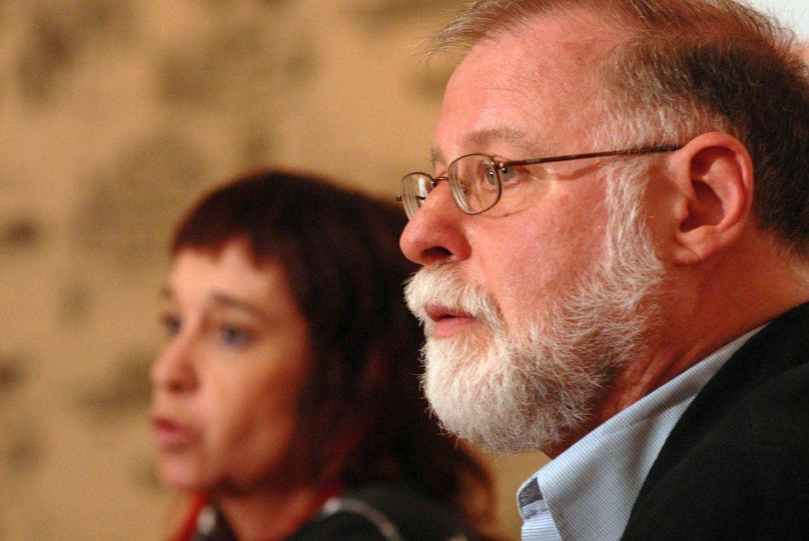 Renunció Alberto Manguel, el director de la Biblioteca Nacional