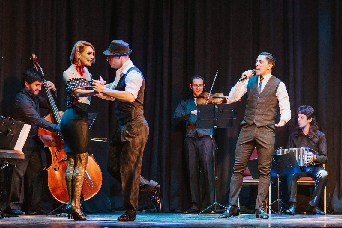 Tango corrupto, un espectáculo que rompe los moldes del 2x4