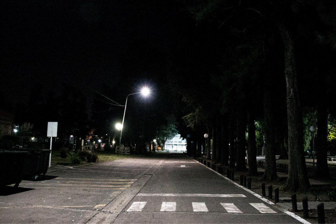 El Gorki Grana ya cuenta con luces led