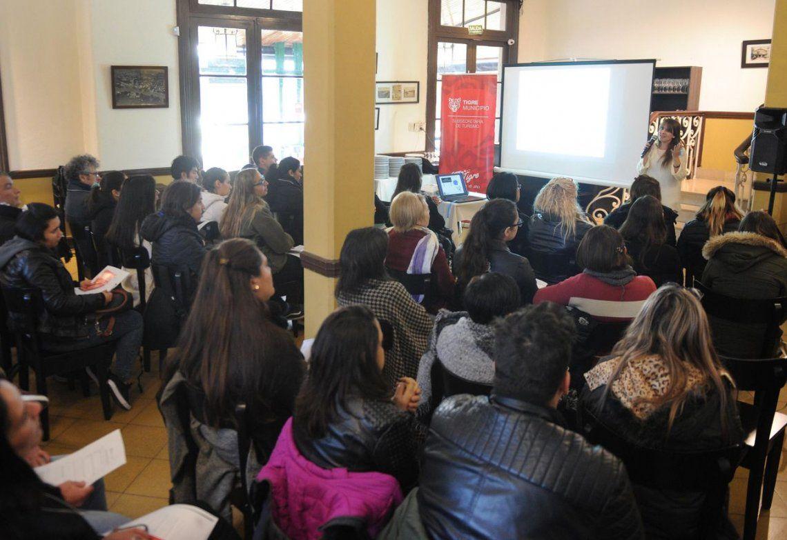 Nuevas herramientas para la inclusión de celíacos en Tigre