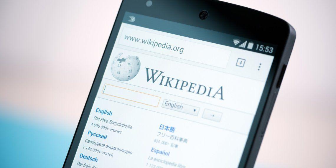 Wikipedia cierra para protestar por una legislación europea