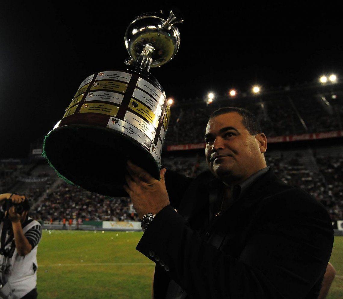 Chilavert también le pegó a Zárate: Tu no has ganado nada