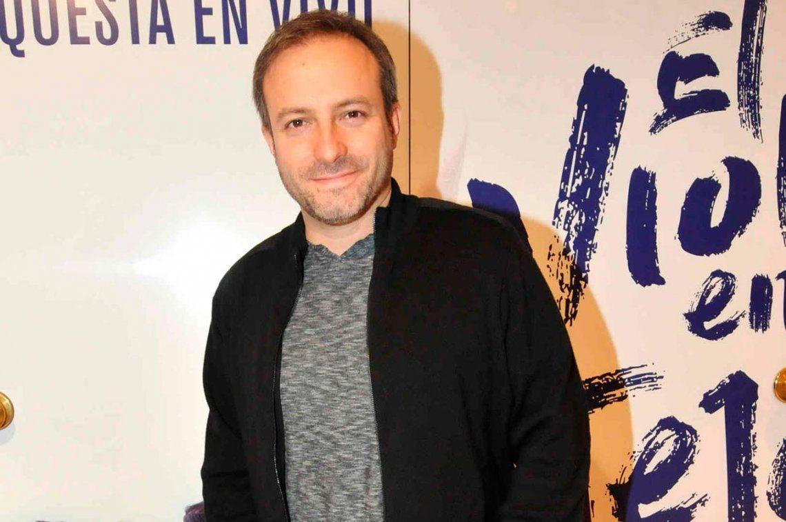 Sebastián Almada, el maestruli de Showmatch, fue internado de urgencia