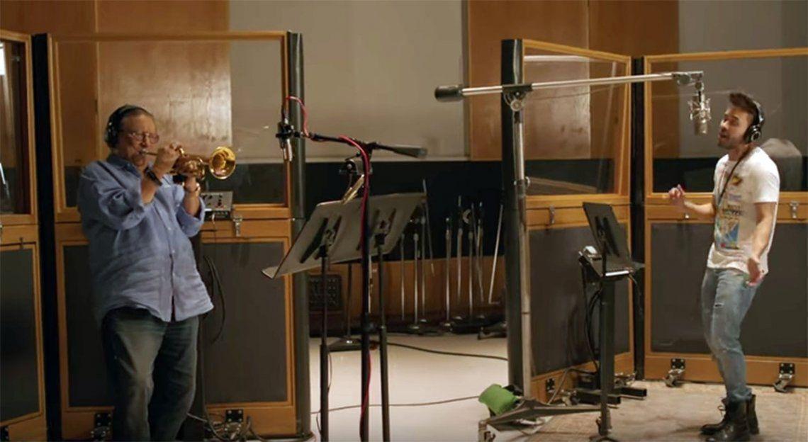 La leyenda del jazz Arturo Sandoval estrenó nuevo video junto a Prince Royce