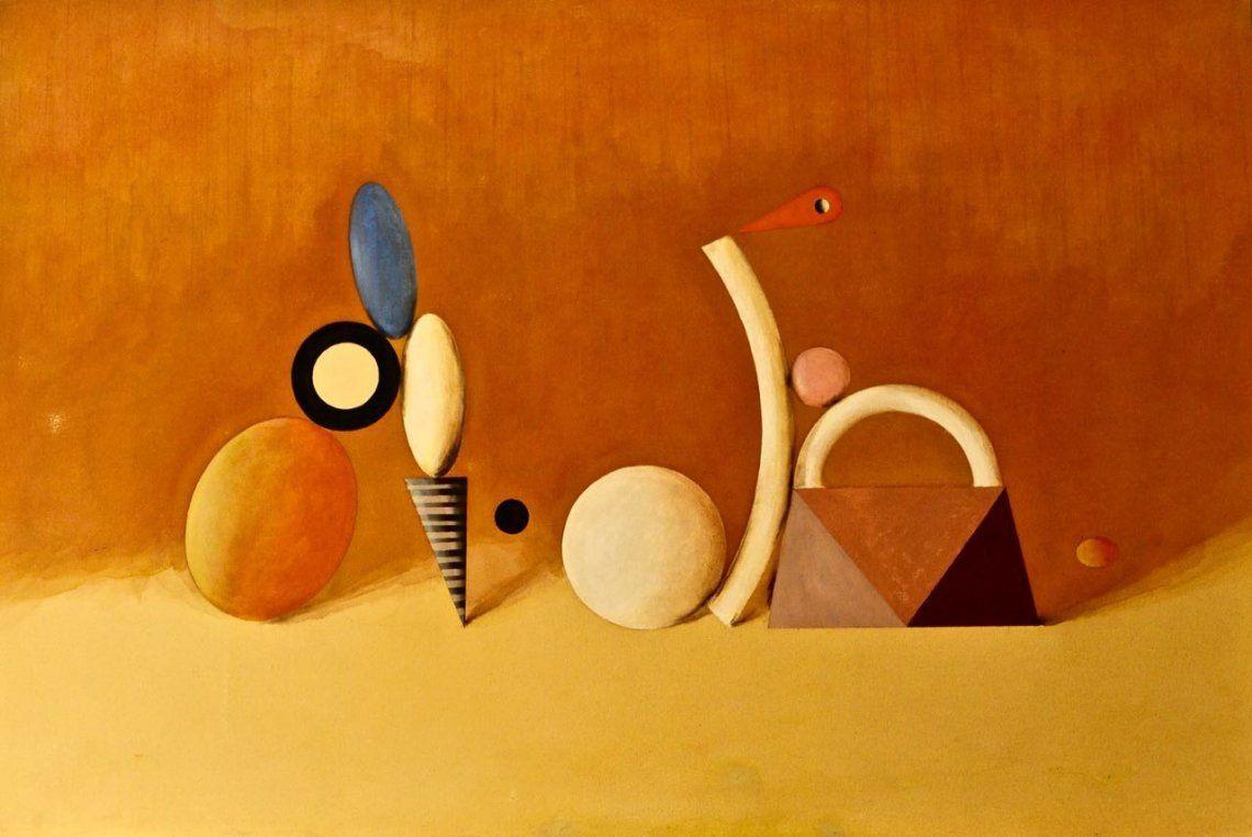 Jorge Diciervo expone sus obras inéditas