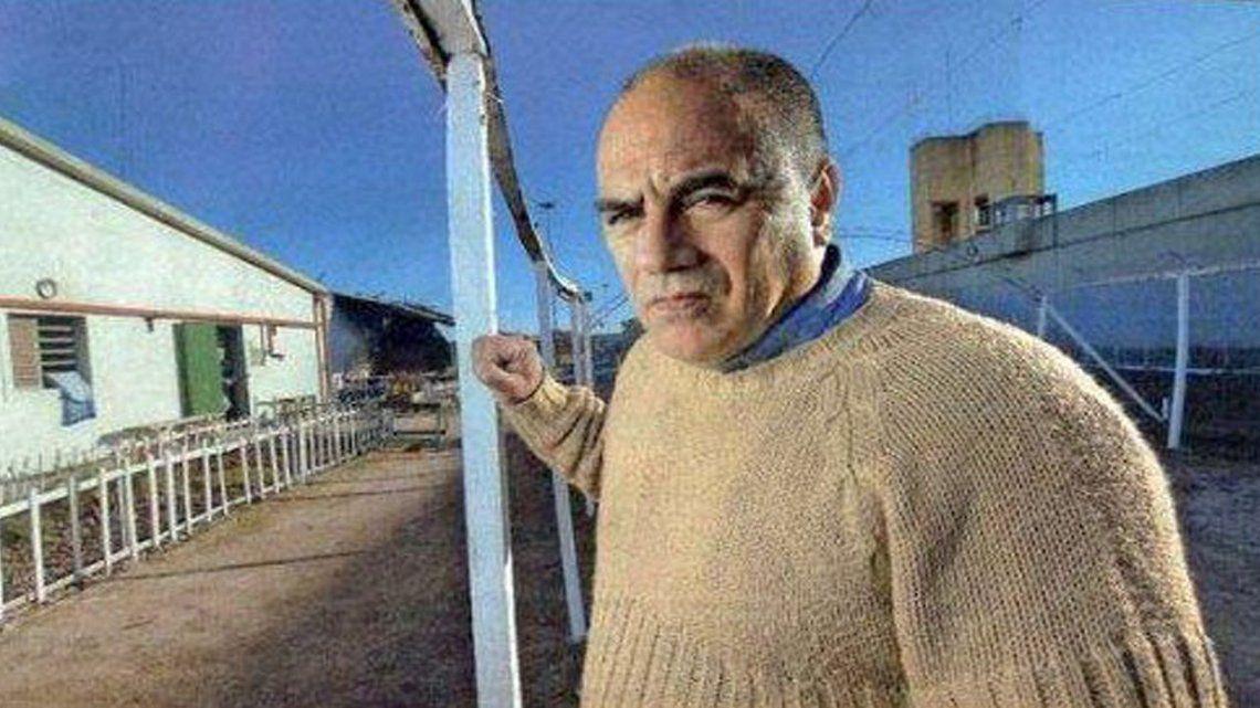 33 años preso: liberaron a Luis El Gordo Valor