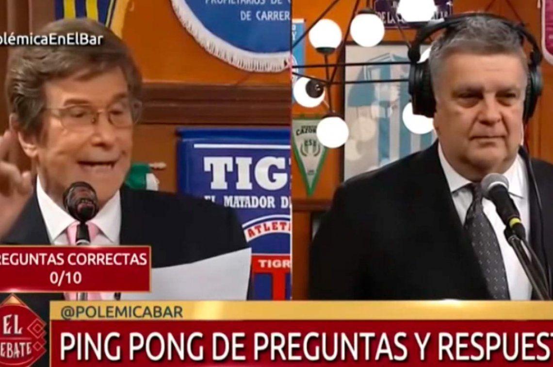 Silvio Soldán a Luis Ventura: ¿quiere ser presidente de APTRA? ¡Informese!