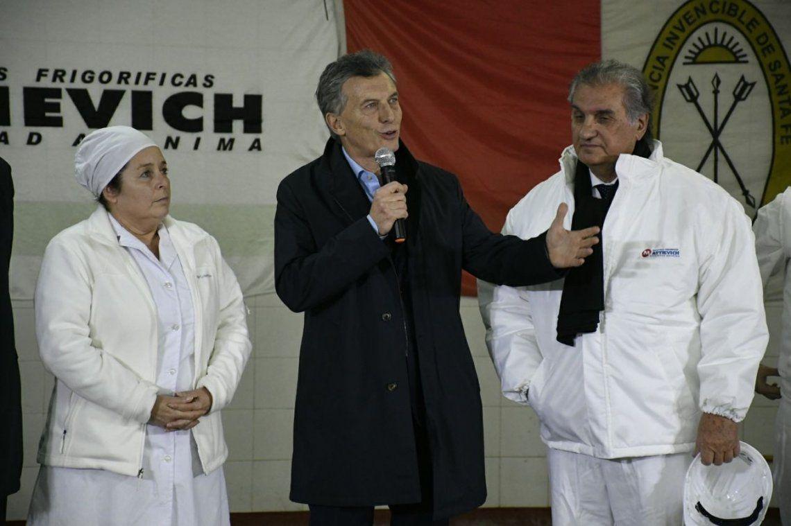 Macri criticó los comportamientos mafiosos que le cagan la vida a todos