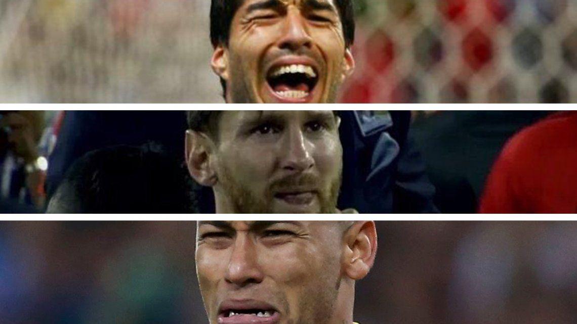 En Europa y Chile se burlan de la eliminación de los sudamericanos en el Mundial