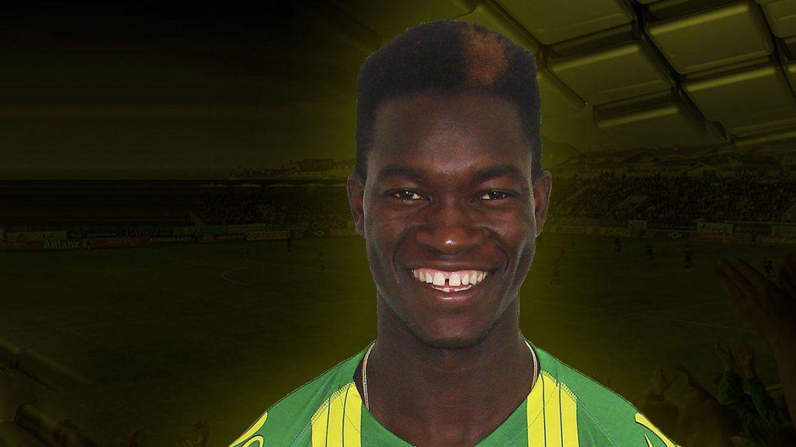 Un africano llega para firmar en Newell's