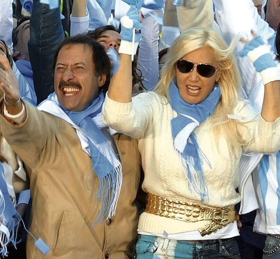 Susana y Francella harán teatro juntos