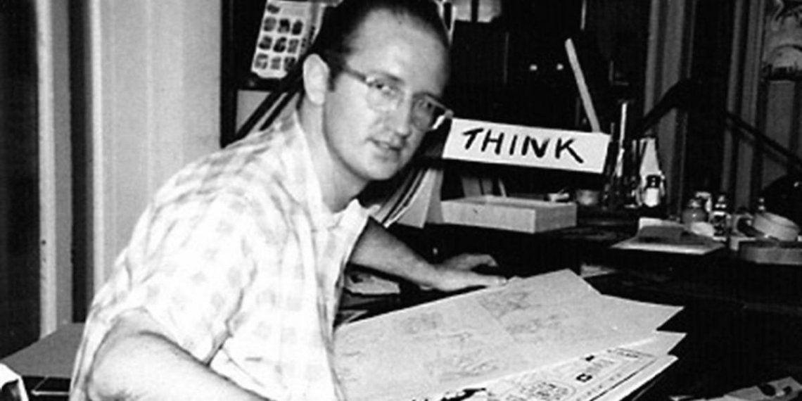 Murió Steve Ditko, uno de los creadores del Hombre Araña