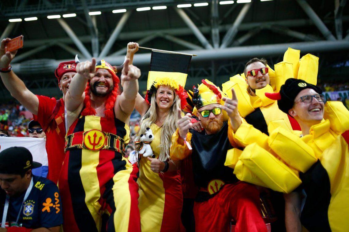 En Bélgica se burlan de las simulaciones de Neymar