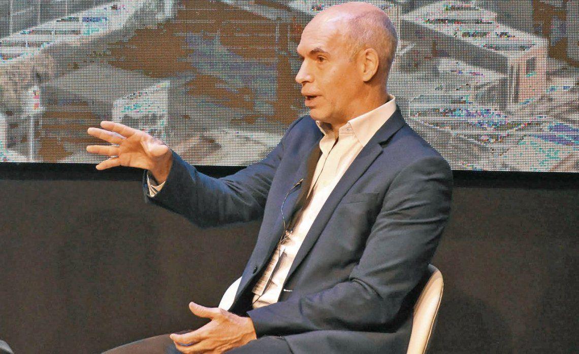 dRodríguez Larreta dijo que está dispuesto a recibir a las empresas de servicios públicos