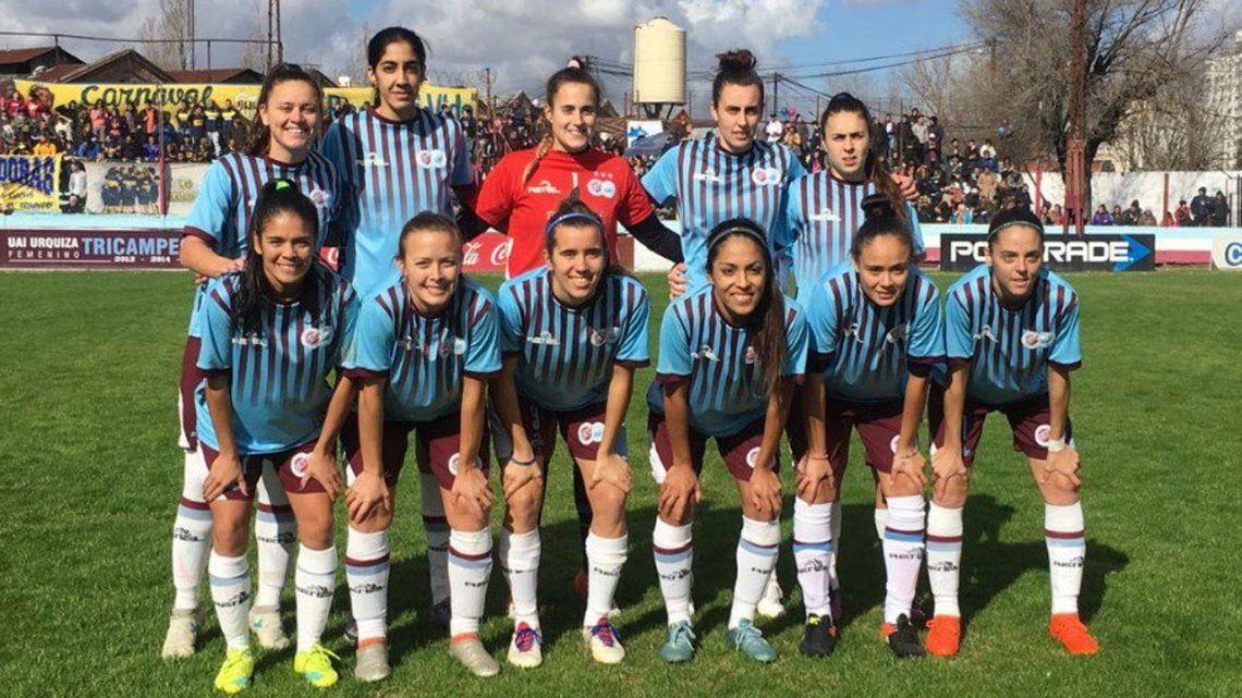 UAI Urquiza se quedó con la Copa de Oro en fútbol femenino
