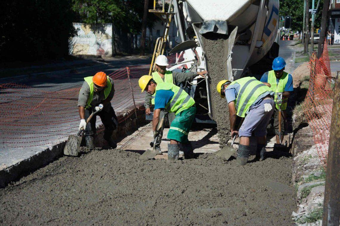 Consumo récord e histórico de asfalto vial en el primer semestre