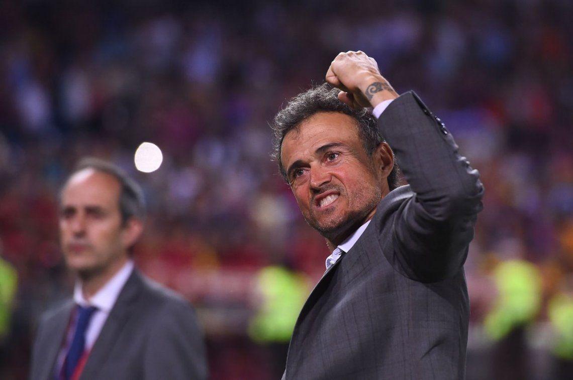 Luis Enrique, el nuevo técnico de la Selección de España
