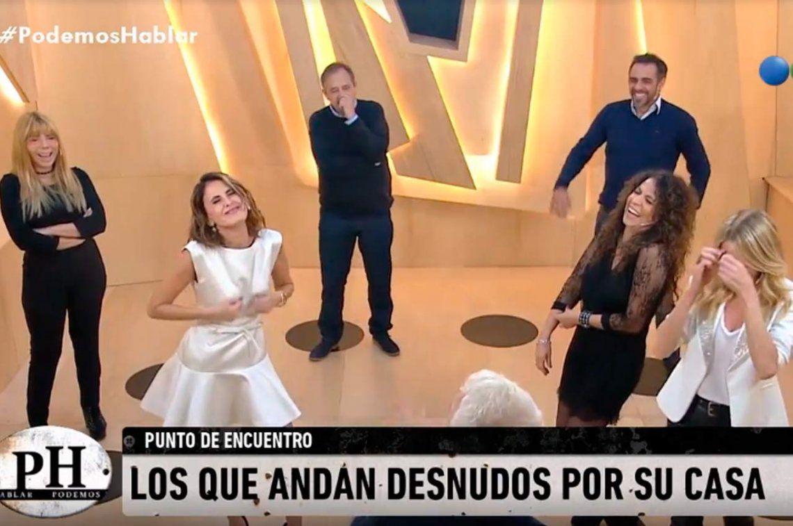 Silvina Luna y Claudia Fontán contaron lo que hacen cuando están solas y desnudas
