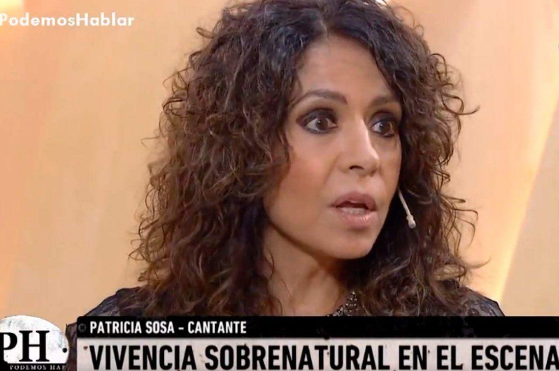 Patricia Sosa relató un encuentro extrasensorial que la cambió para siempre