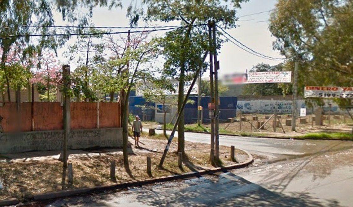 Cansados del descontrol en la avenida Senzabello
