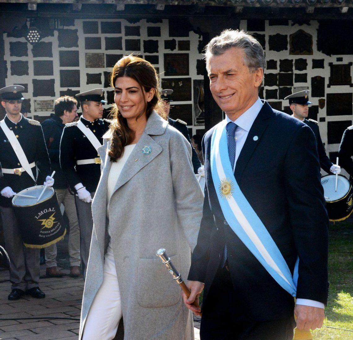 Macri en Tucumán: Comparto las angustias del momento
