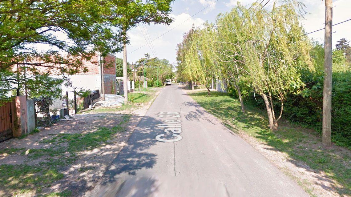 City Bell: asesinaron de un tiro a un hombre cuando atendió la puerta de la casa de sus padres