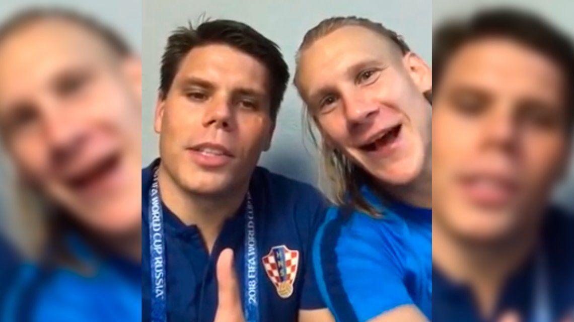 Echaron a integrante del cuerpo técnico de Croacia por la frase de Vida
