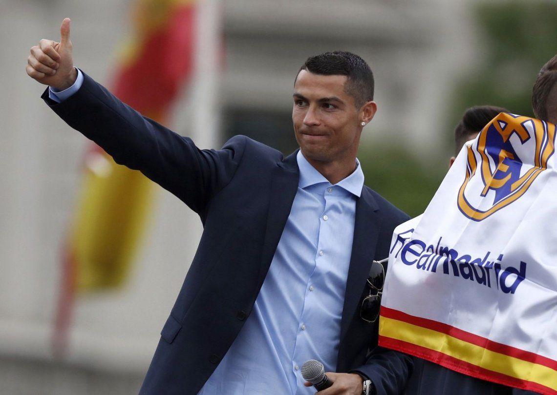 La bomba es Real: Cristiano Ronaldo jugará en la Juventus