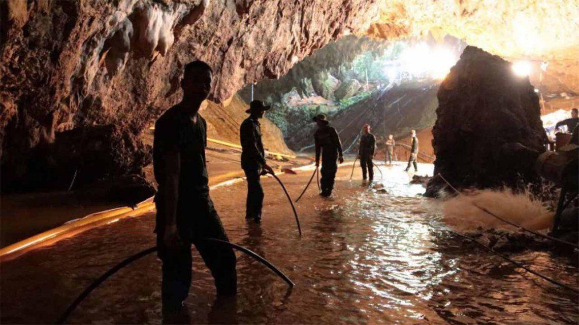 ¿Qué drogas les suministraron a los niños rescatados de la cueva en Tailandia?