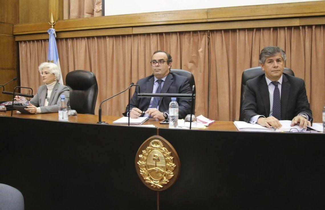 Caso Ciccone: el tribunal suspendió el veredicto