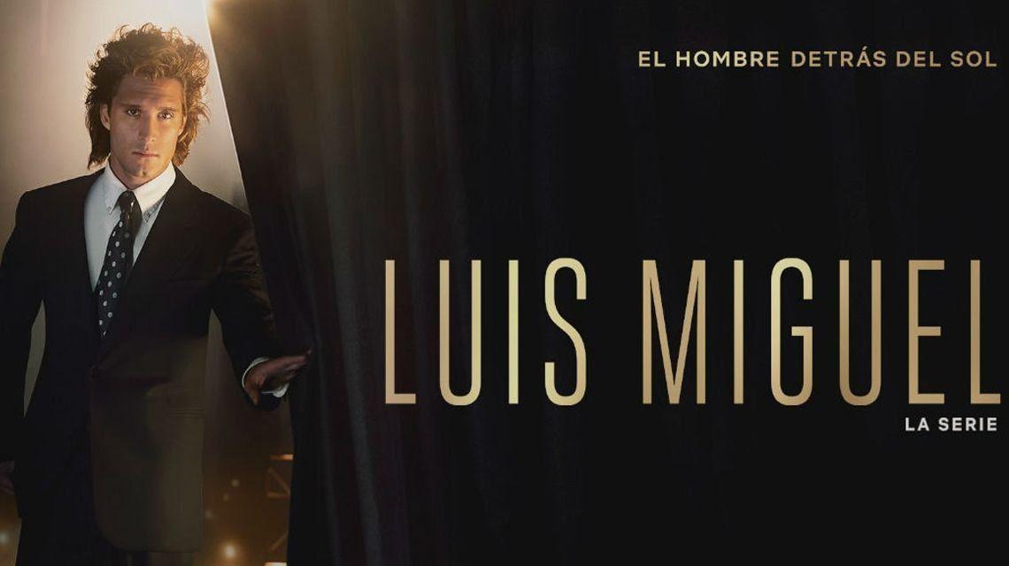 ¿Peligra la segunda temporada de la serie de Luis Miguel?