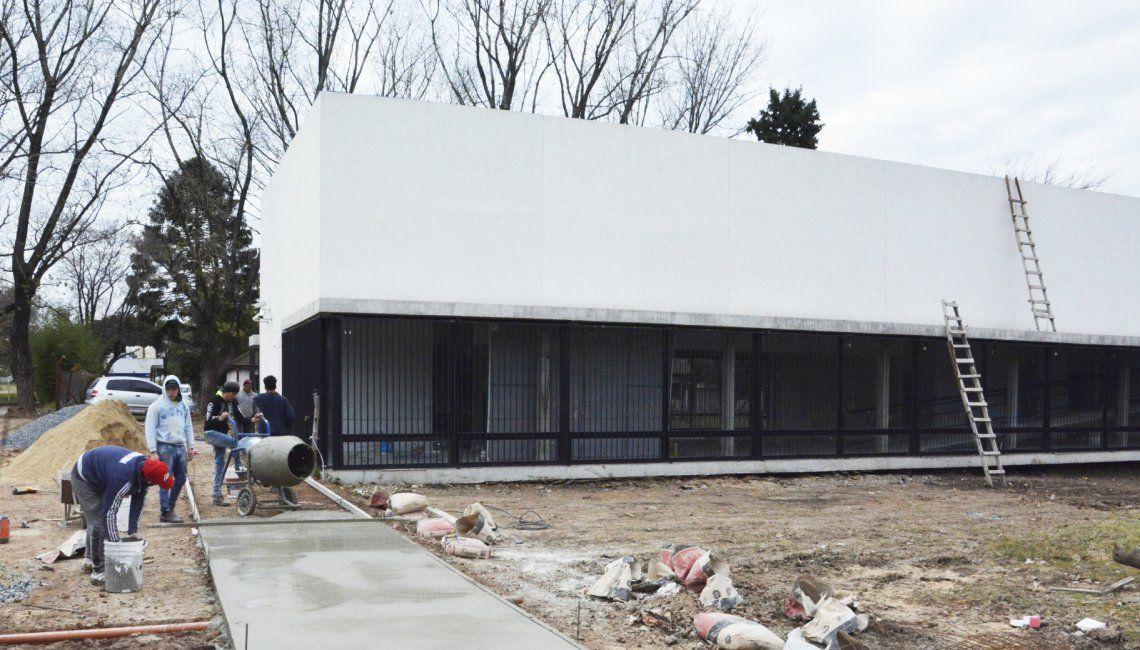 En agosto abrirá sus puertas la nueva Escuela de Danzas, Música y Circo