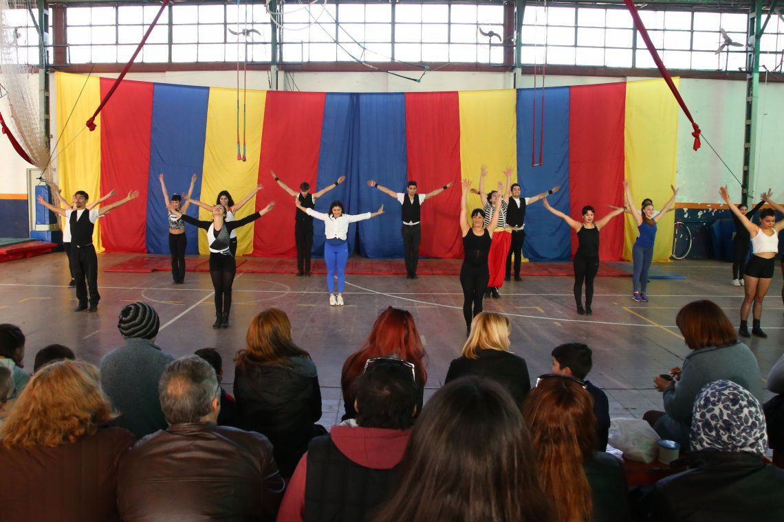 Variadas propuestas para las vacaciones de invierno en Berazategui
