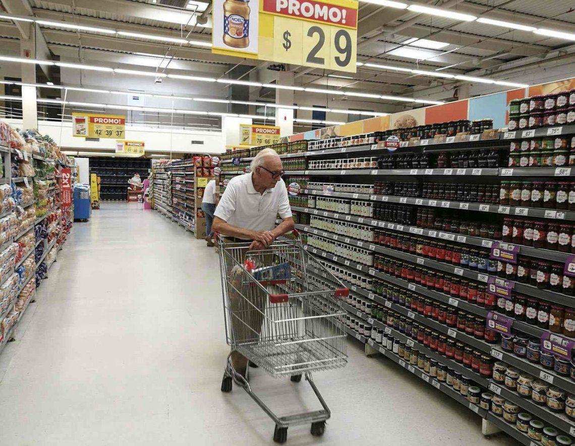 Vidal anunció el ahorro del 50% en compras con autocrítica: La inflación es más de la esperada