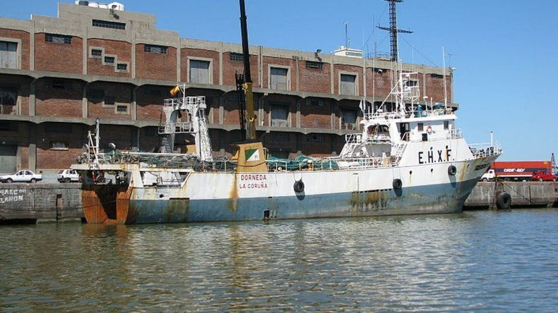 Se hundió un buque en Comodoro Rivadavia: un muerto y un desaparecido