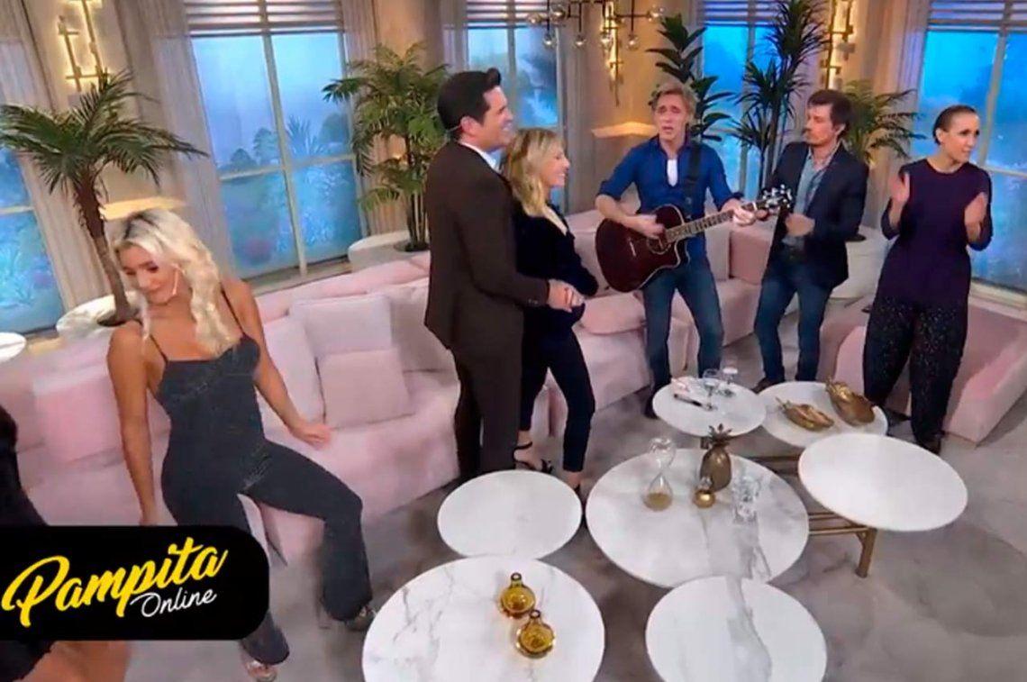 Pampita no volvió y Telefé le canceló el show: así fue el final