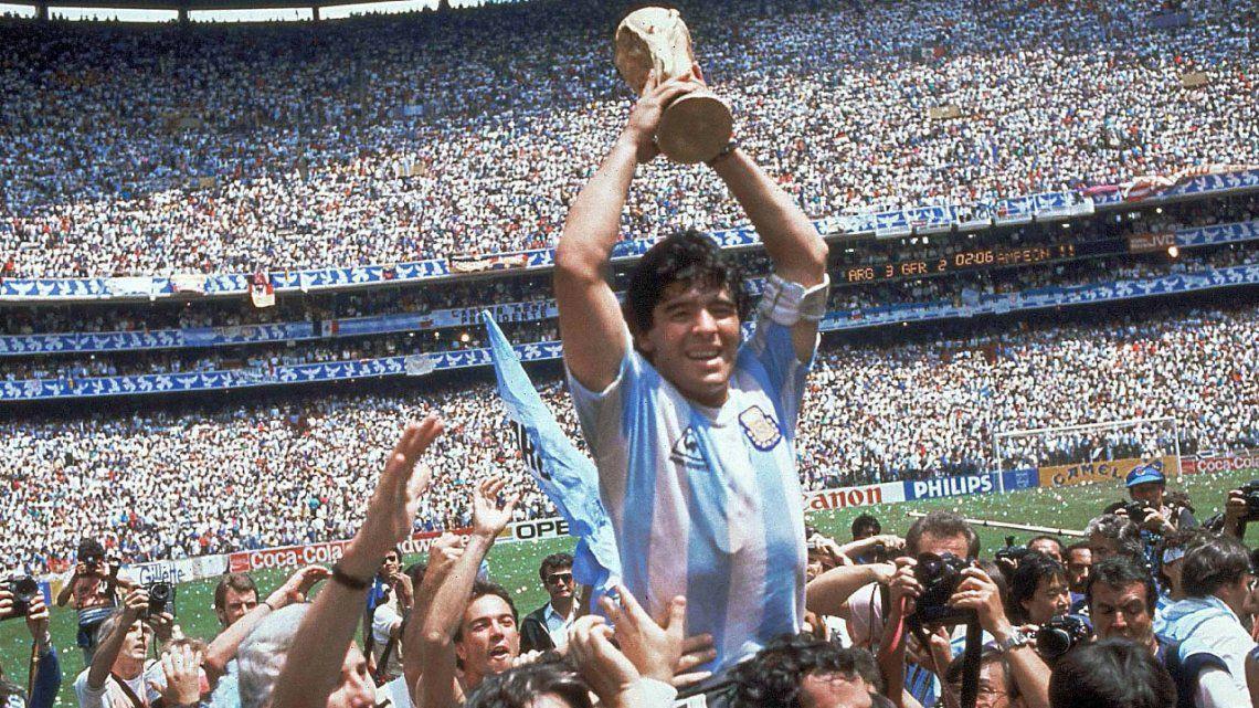 Opinión | La estrella inalcanzable de Maradona