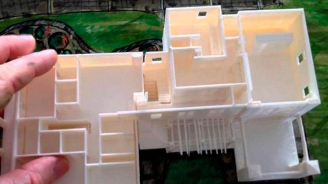 Crearán un complejo de viviendas con impresoras 3D en Holanda