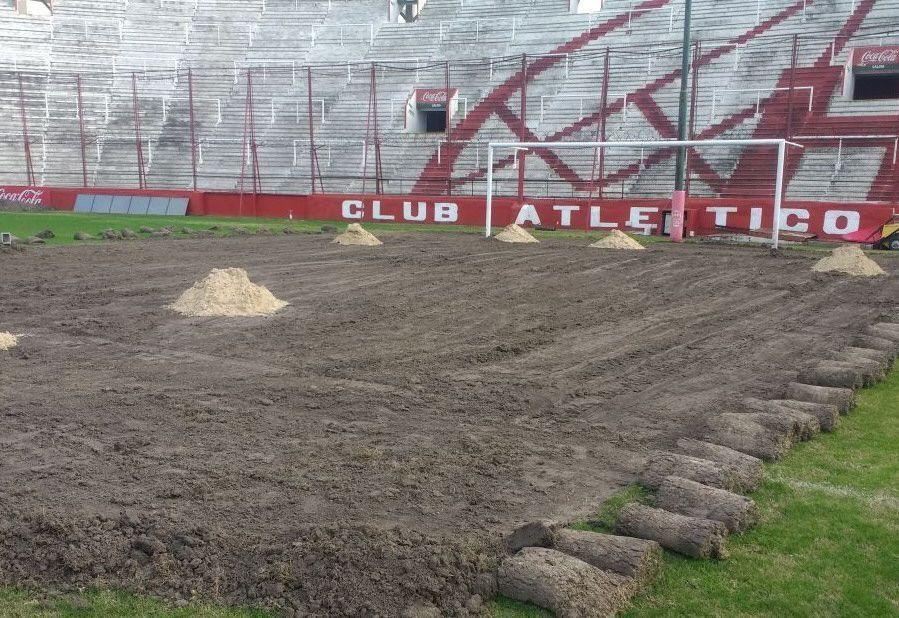 El palacio Ducó se renueva para la próxima Superliga