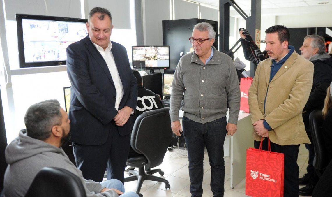 Bariloche destacó gestión en materia de seguridad