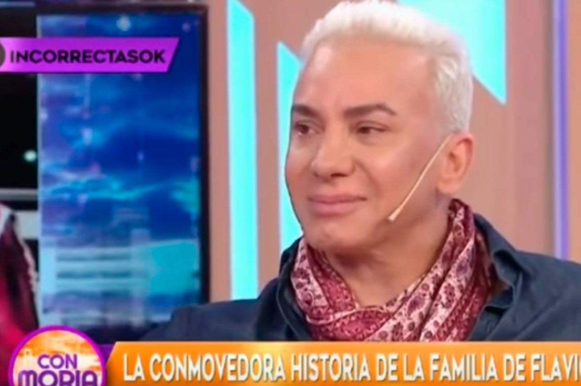 Con lágrimas en los ojos, Flavio Mendoza confesó que robó bananas por hambre