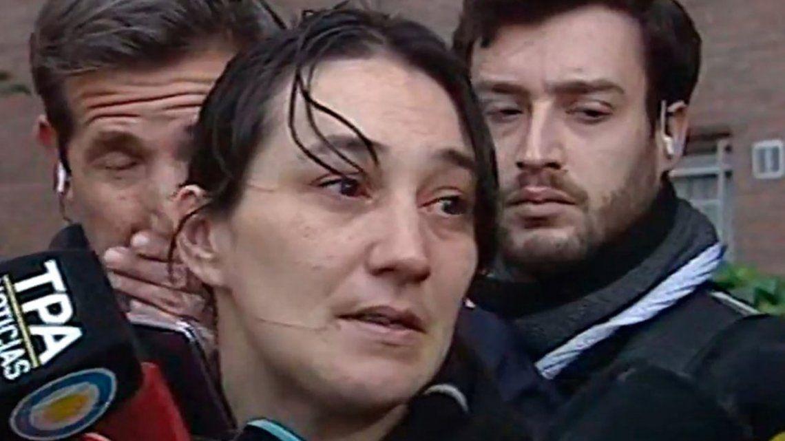 La ex mujer del hombre asesinado: Pity siempre tiraba tiros al aire
