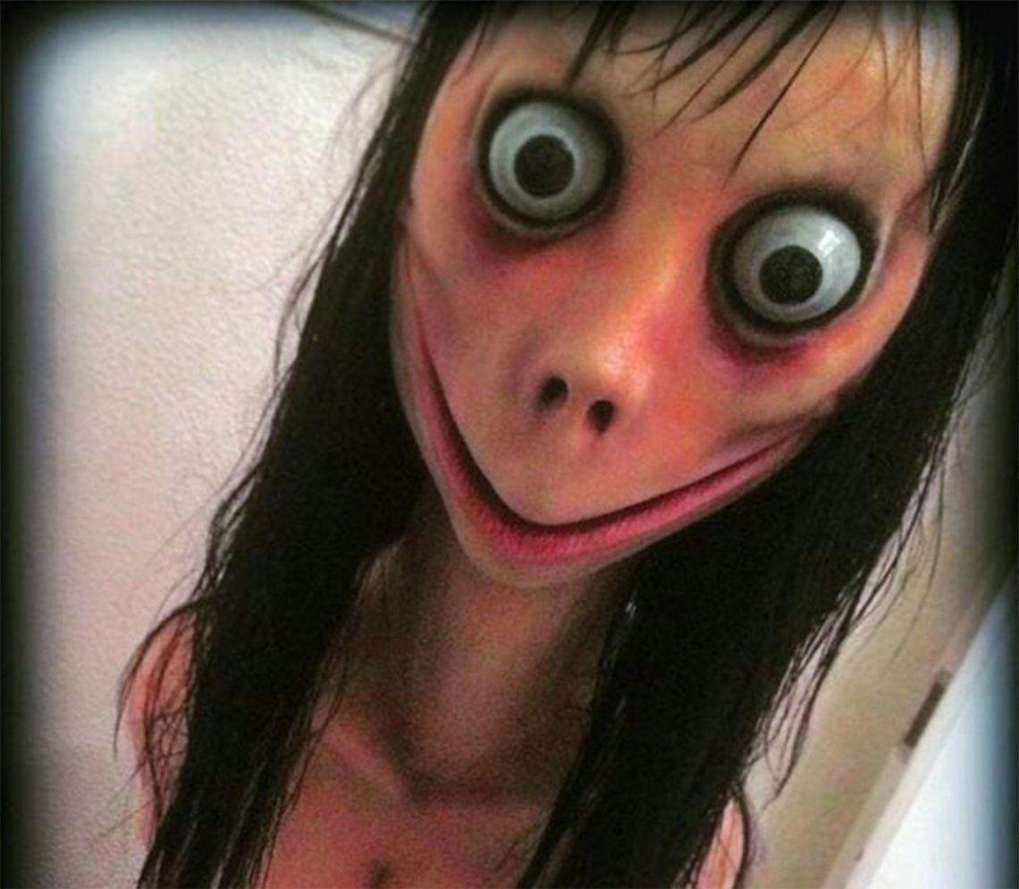 El desafío de Momo: el aterrador mensaje viral llega a Hollywood