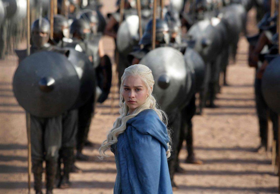 Game of Thrones acaparó en los premios Emmy