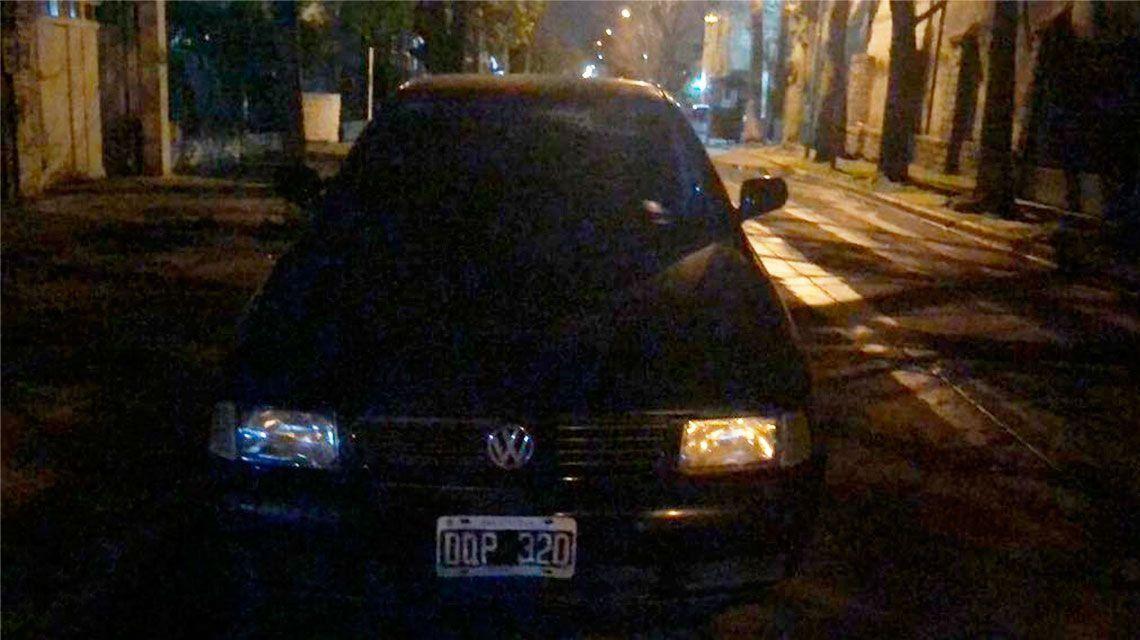 Encontraron el auto de Pity Álvarez